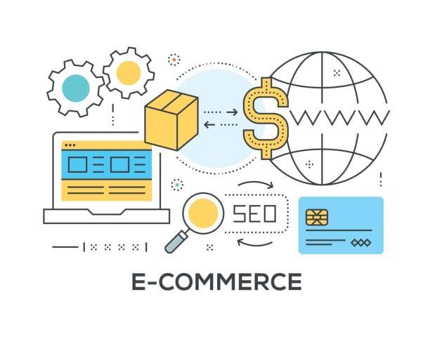 building e-commerce site