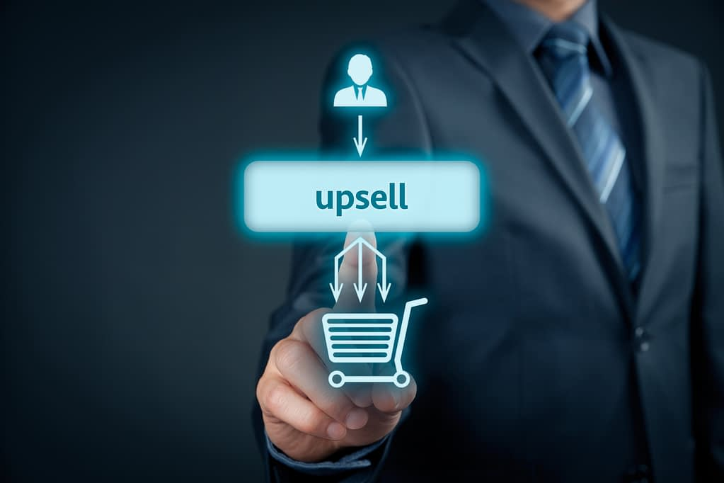 Online Upselling Made Easy