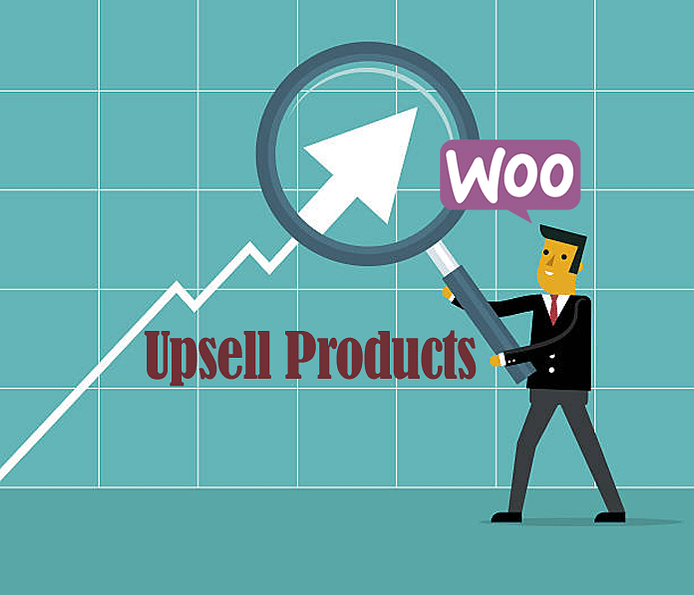 Upsell Products WooCommerce