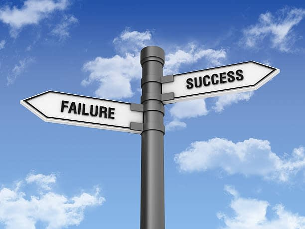 2 way failure and success