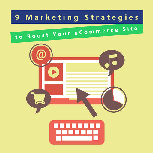 Marketing Strategies eCommerce Site