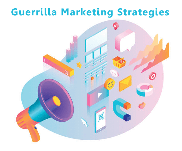Guerrilla Marketing Strategies for online business
