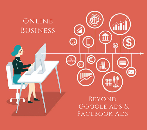 Beyond Google and Facebook ads