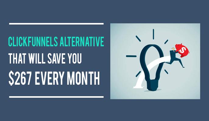 Clickfunnels Alternative Save Money