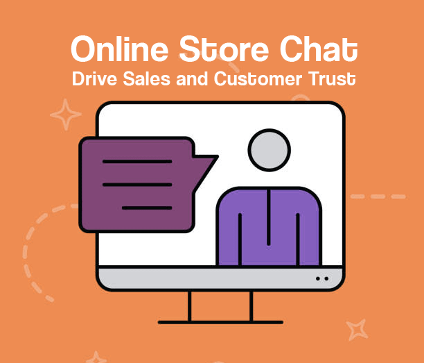online store chat